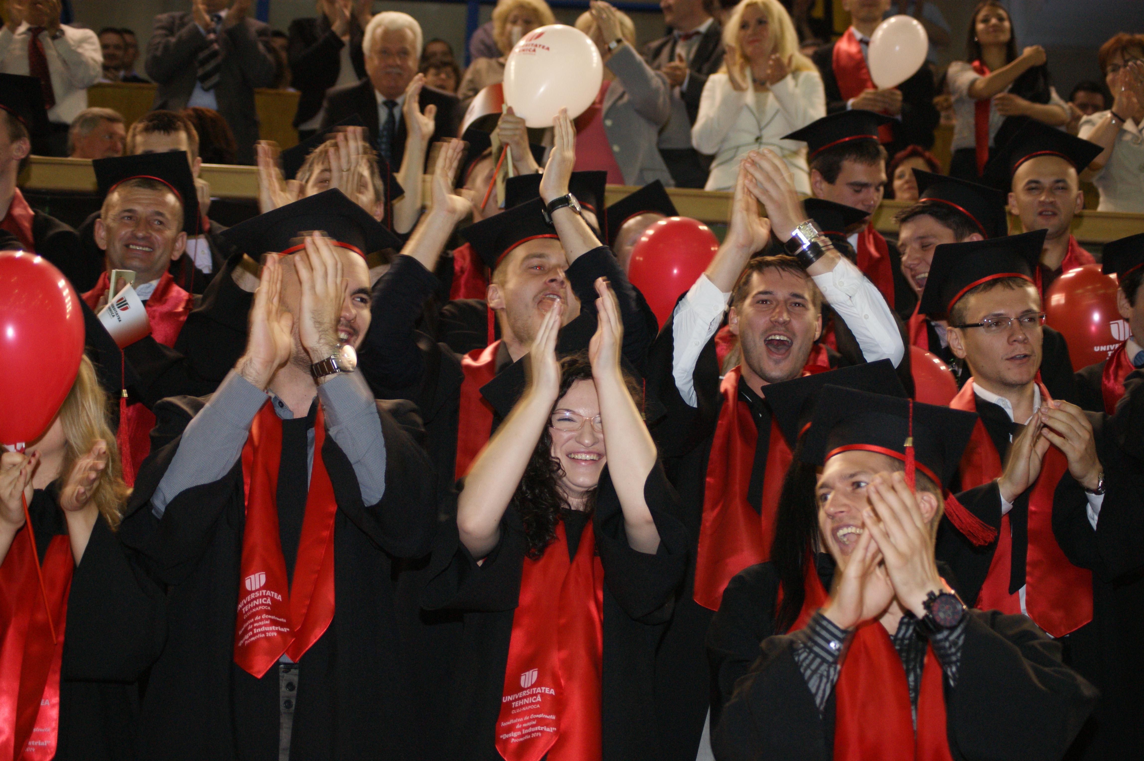 festivitatea absolventilor 2015