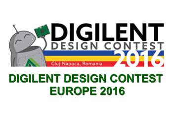 digilent design contest 2016