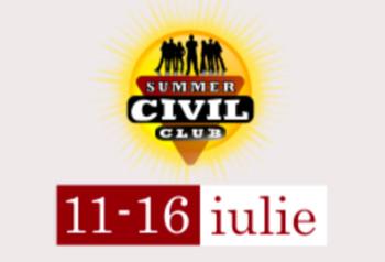 scoala de vară civil summer club