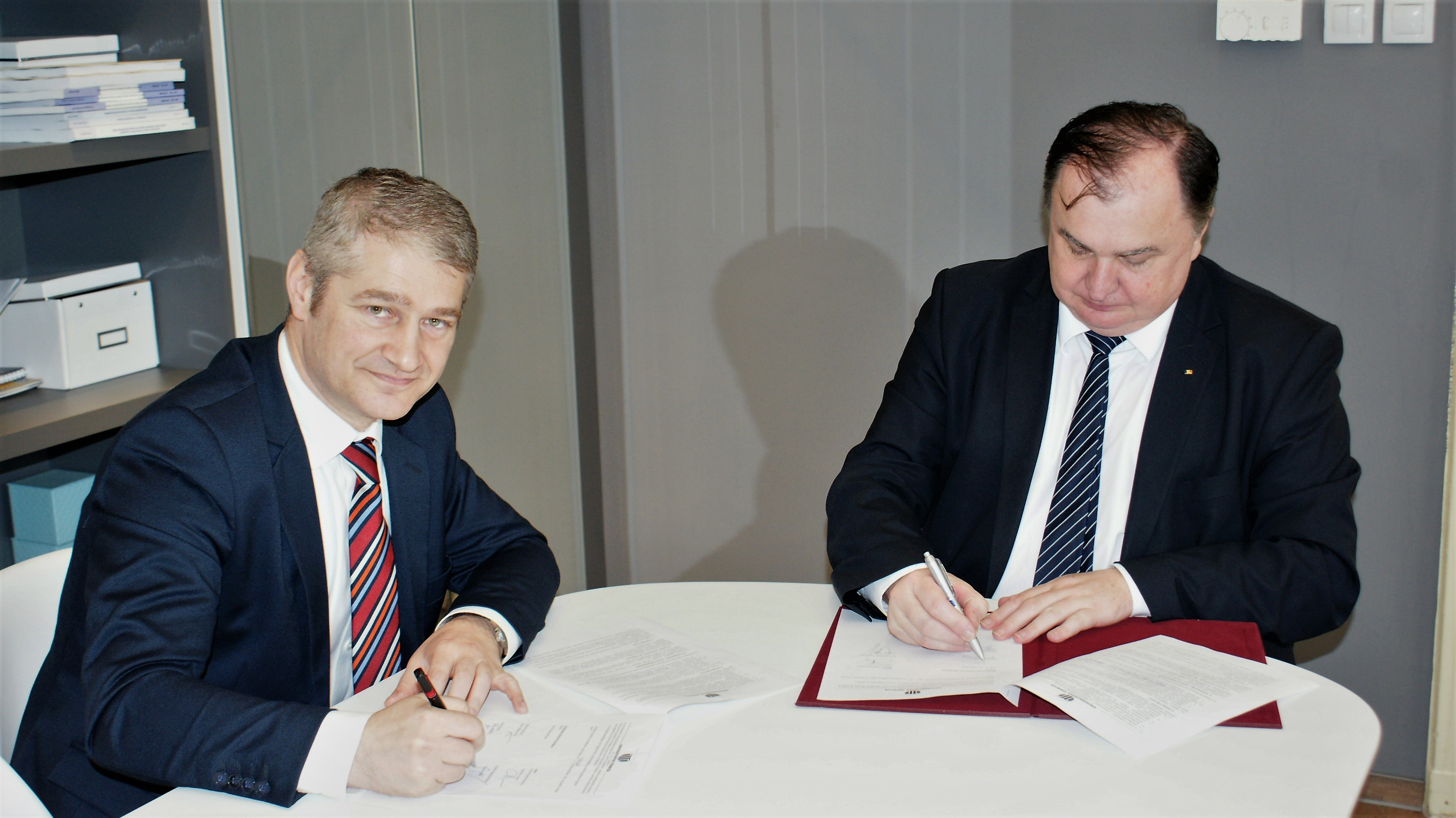 utcn a incheiat un parteneriat de colaborare cu brd