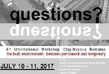 workshop international questions