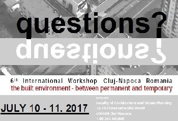 workshop international questions