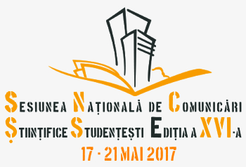 sncss editia a xvi-a 2017