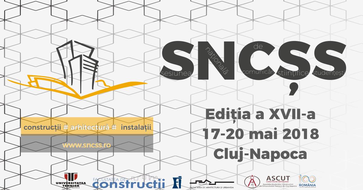 sesiunea nationala de comunicari stiintifice studentesti