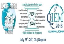 conferinta icpr-aem  & qiem   2018