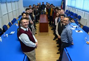 societatea antreprenorială studențească a utcn organizat workshopuri pentru studenți