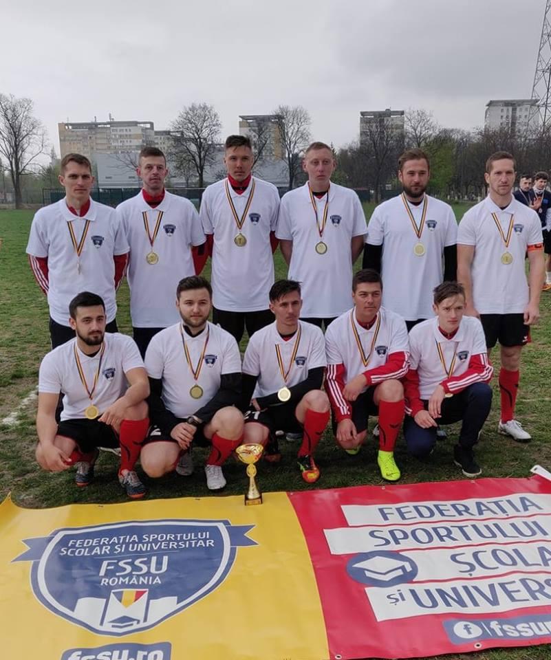 echipa utcn a câștigat campionatul național universitar de oină