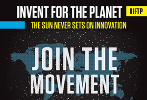 "competitia ""invent for the planet"" 15 - 17 februarie"