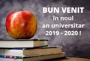 calendarul festivităților de deschidere an universitar 2019 /2020