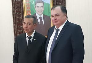 utcn a semnat un acord de cooperare cu institutul de telecomunicații și informatică din ashgabat