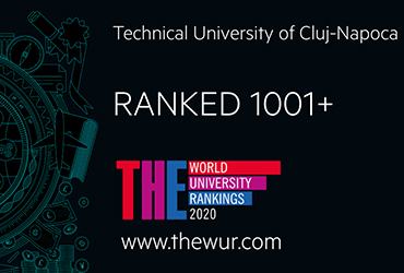 utcn în clasamentul mondial the times higher education 2020