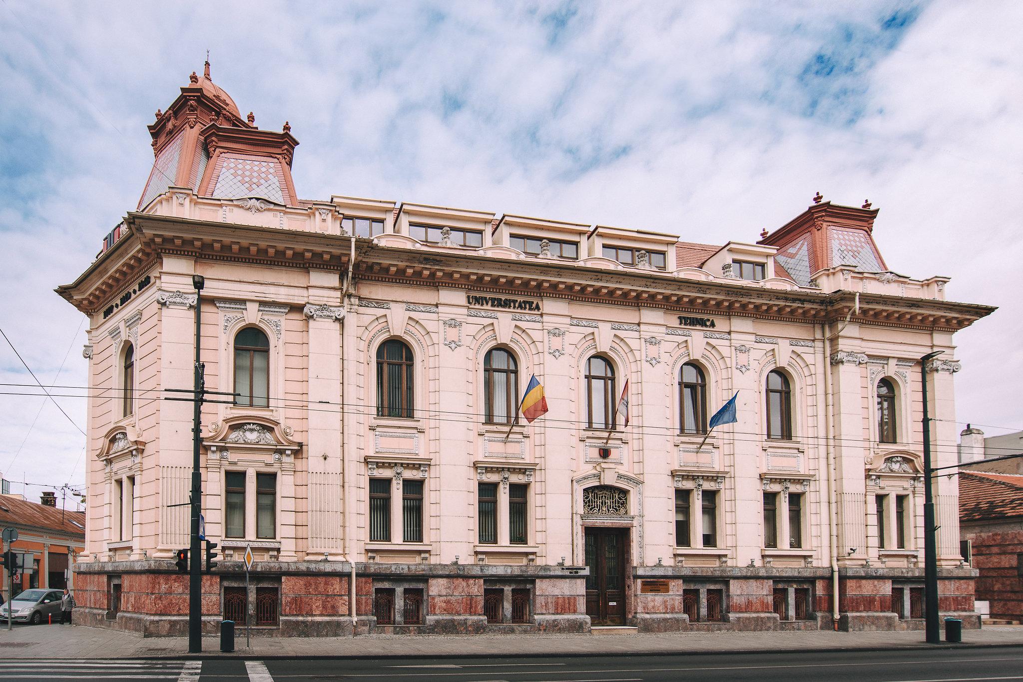 universitatea tehnică din cluj-napoca în an de centenar