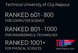 utcn confirmă pozițiile onorante în clasamentul the world university rankings 2021