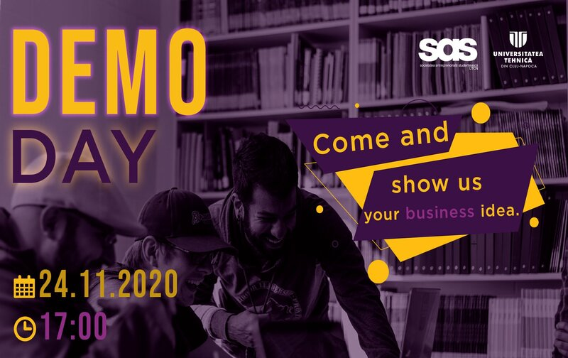 demo day, 24 noiembrie 2020