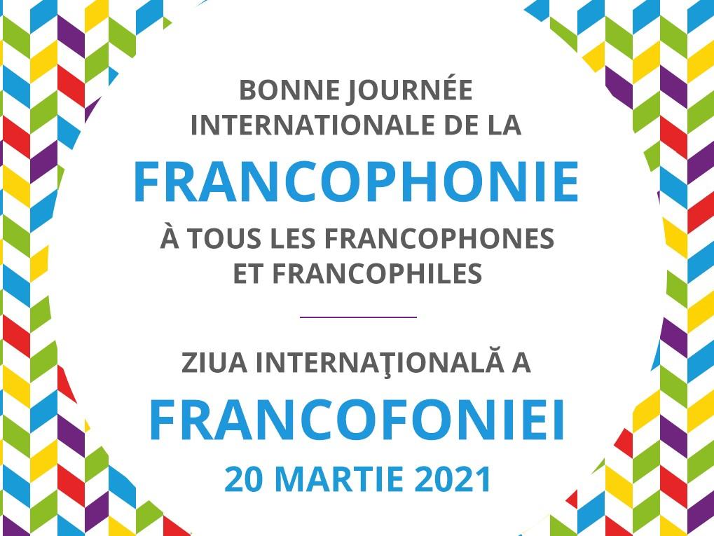 sărbătorim ziua internațională a francofoniei