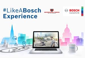 #likeabosch experience - un succes  în relația universitate - companii