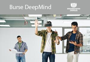 burse deepmind in inteligenta artificiala pentru studentii utcn