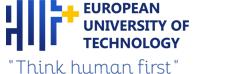 Universitatea Europeană de Tehnologie EUT siglă